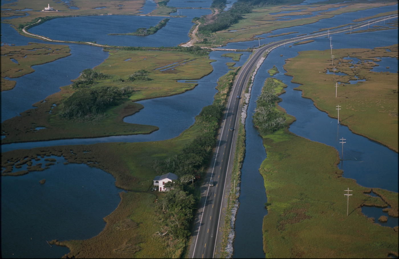 "From the book ""America's Wetland/Louisiana's Vanishing Coast"""